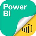 Microsoft Power BI for Confluence logo