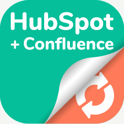 HubSpot for Confluence