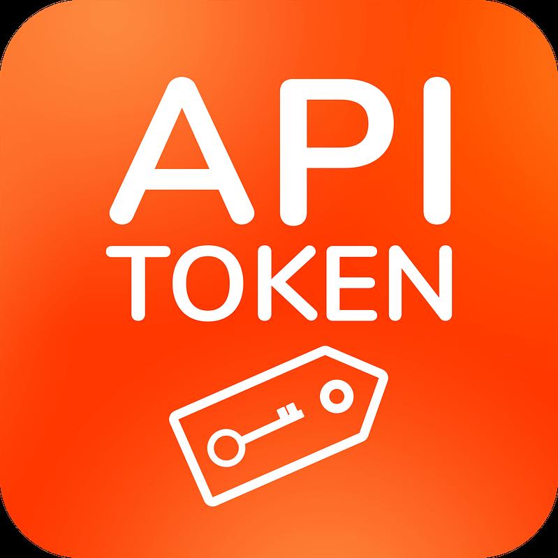 API Token Authentication Logo